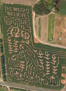 bigfoot corn maze