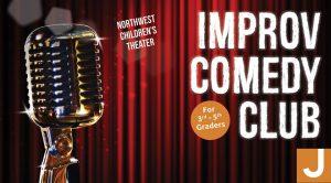 northwest childrens theater improv