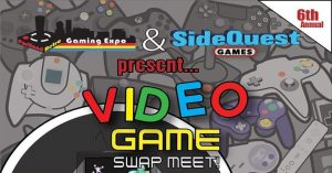 video game swap meet