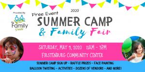 summer camp and family fair