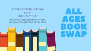 book swap camas library