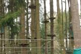 Domaine des Ormes tree top course