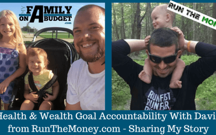 Health and Wealth Goal Accountability with David of RunTheMoney