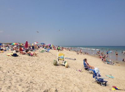 A Weekend At The Jersey Shore