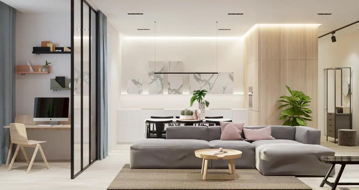 Japanese Small Living Room Design