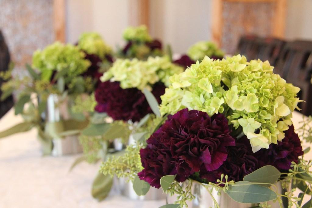 Fang Florals for Livingston Rehearsal Dinner