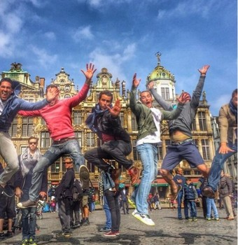 Bachelorette Belgium