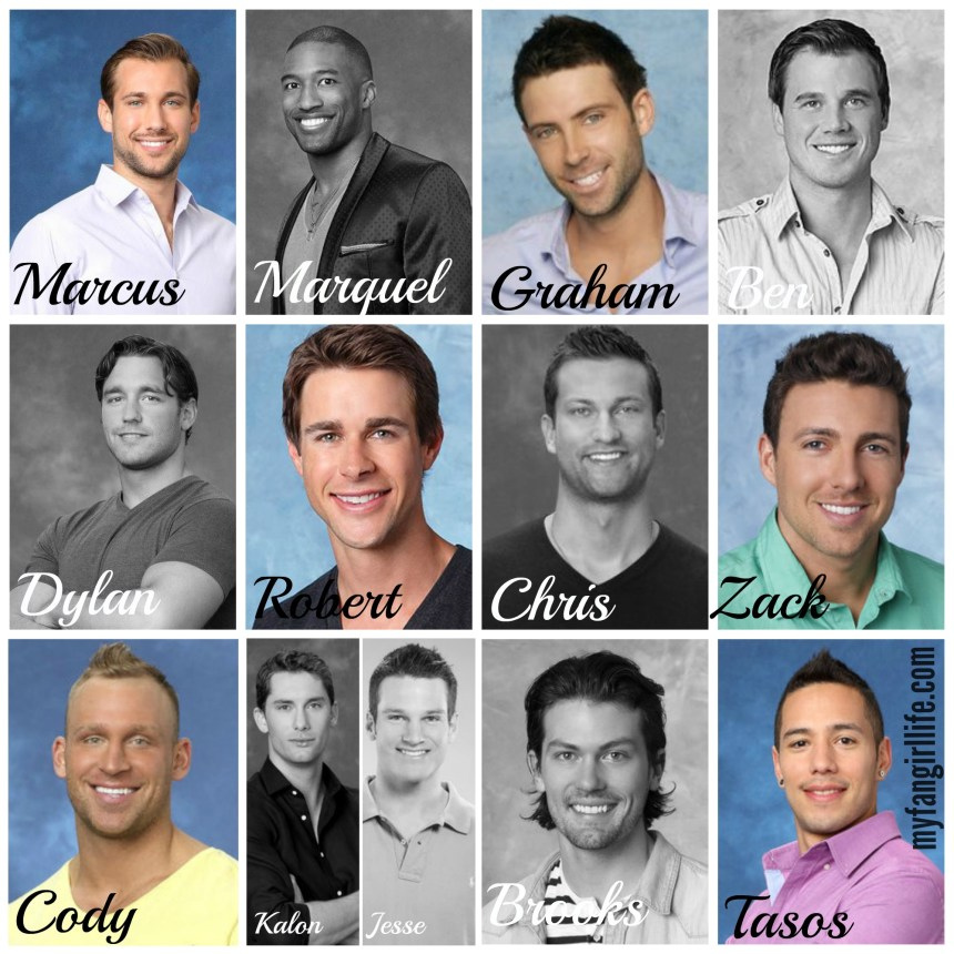 Bachelor in Paradise Men (S01E06)