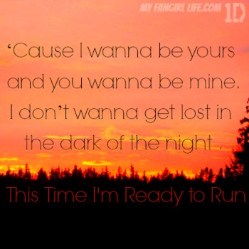 One Direction Four Lyrics - Ready to Run 1