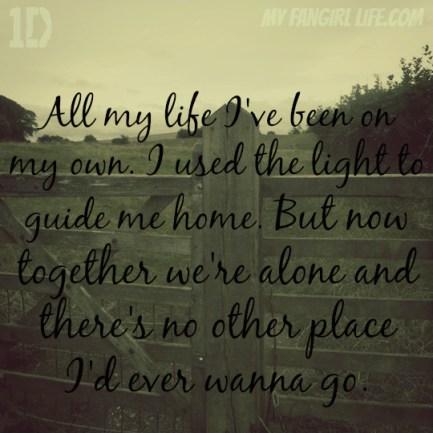 One Direction Four Lyrics - Stockholm Syndrome 3