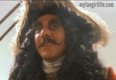 Dustin Hoffman as Hook