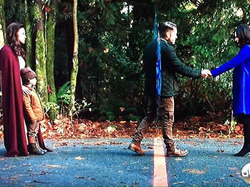 Outlaw Queen Robin Hood Regina OTP 1