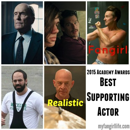 2015 Oscar Nominations Best Supporting Actor
