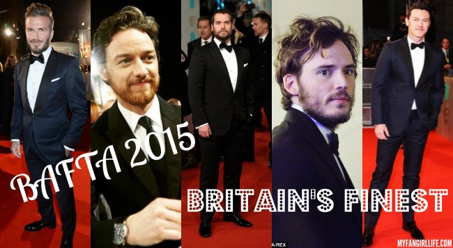 BAFTA 2015 - Britain's Finest