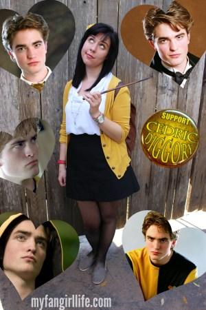 Cedric Diggory Fangirl