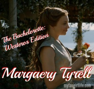 Bachelorette Westros Edition - Margaery Tyrell + Rose