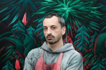 Julien Colombier - Portrait à L'atelier
