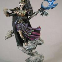 Dark Elves: Durethria the Sorceress