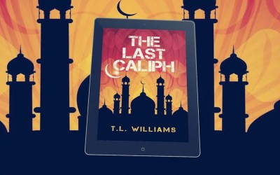 "T.L. Williams Releases Fourth Logan Alexander novel,  ""The Last Caliph"""