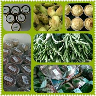 Seasonal Produce available