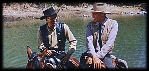 Vera Cruz - Burt Lancaster, Gary Cooper
