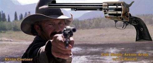 Open Range / The Firearms