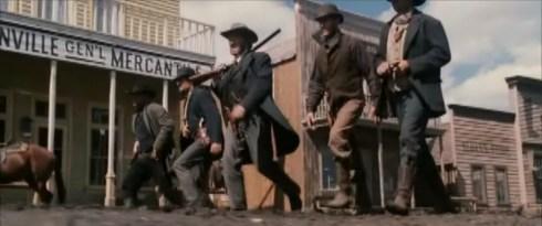 Open Range Gunfight 3