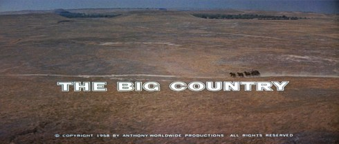 The Big Country Banner