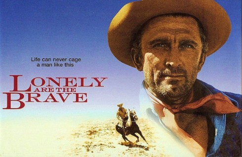 Kirk Douglas - Lonely are the Brave