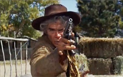Cat Ballou - Lee Marvin - Kid Shelleen 2