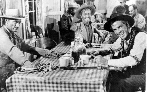 The Man Who Shot Liberty Valance - Breakfast at Badguys