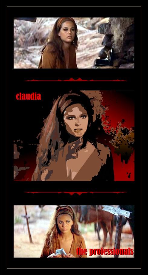 The Professionals claudia 2