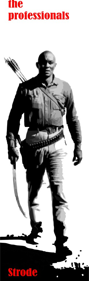 the professionals Woody Strode 3
