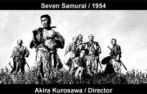 Seven Samurai / Akira Kurosawa