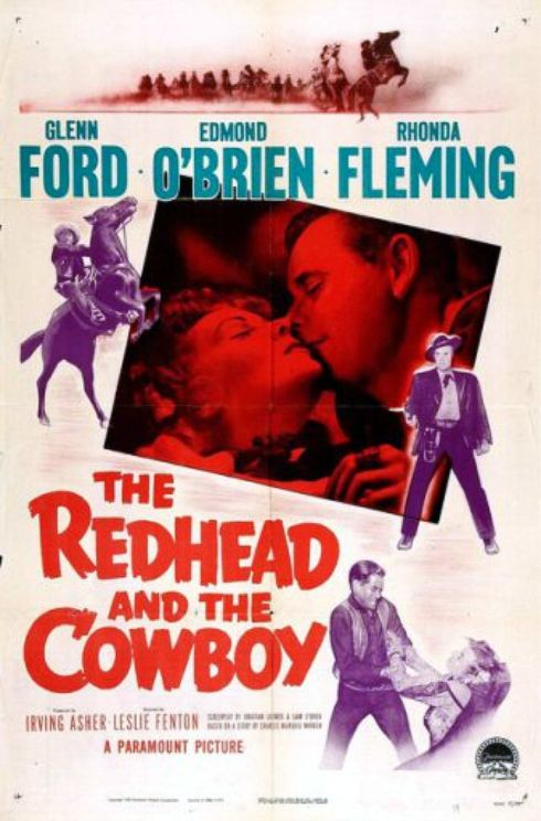 The Redhead and the Cowboy / 1951