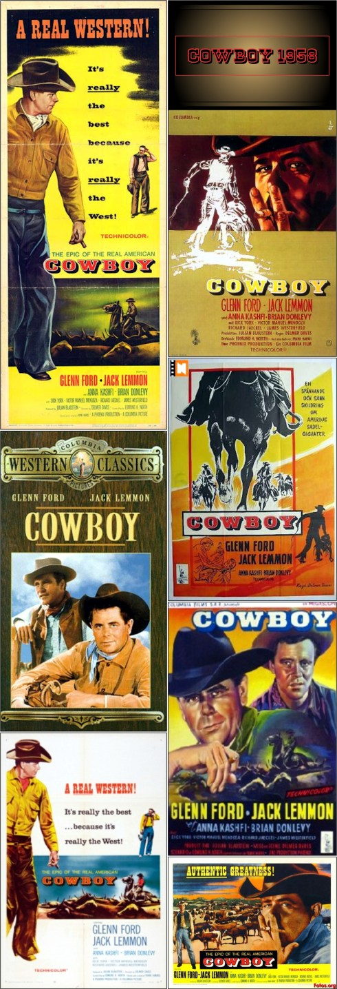 COWBOY posters