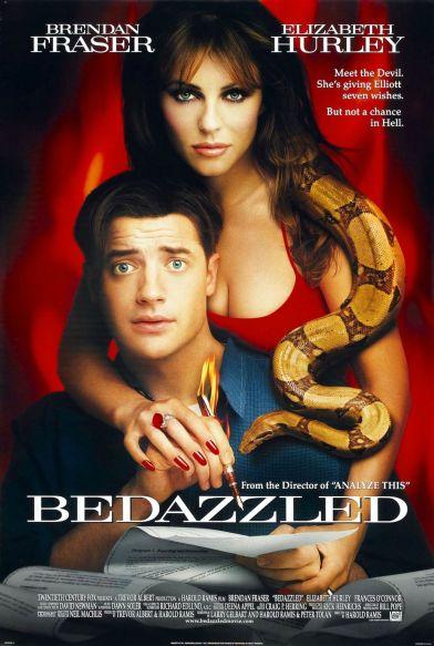 Brendan Fraser bedazzled