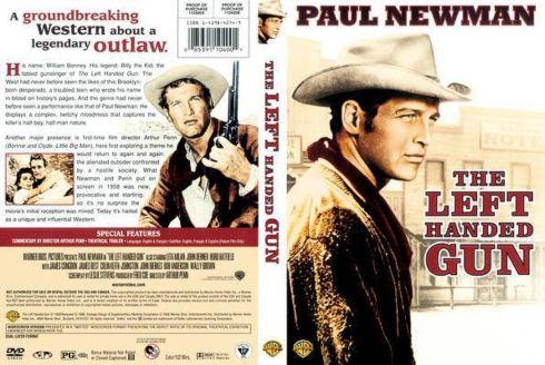 The Left Handed Gun - DVD