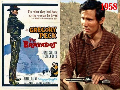 Henry SIlva The Bravados