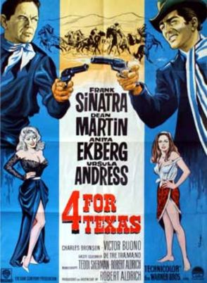 4 FOR TEXAS (1972)