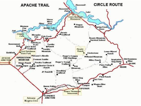 Apache Trail Map 3