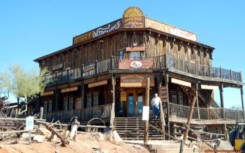 Goldfield Ghosttown 1
