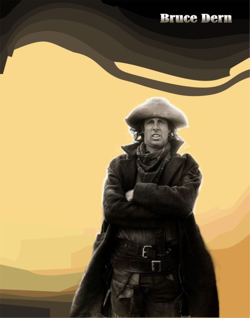 Bruce Dern - The Cowboys