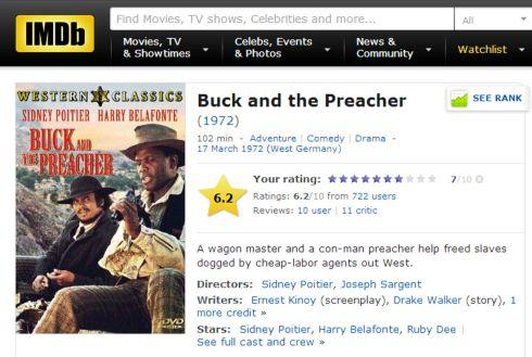 Buck and the Preacher IMDB