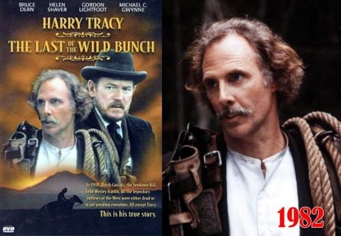 Harry Tracy - Bruce Dern