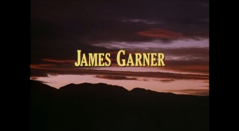 Streets of Laredo James Garner Banner