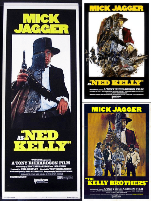 Ned Kelly 1970 - Mick 3