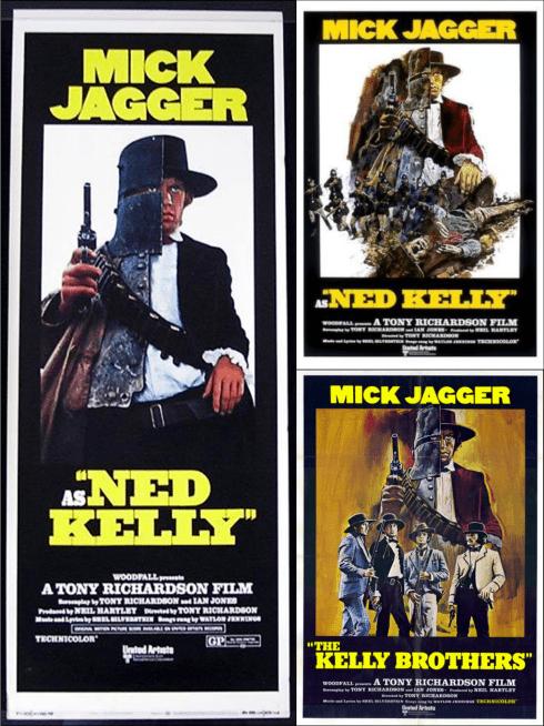 Ned Kelly 1970 - Mick 3