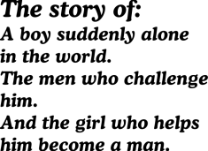 The Man from Snowy River tagline