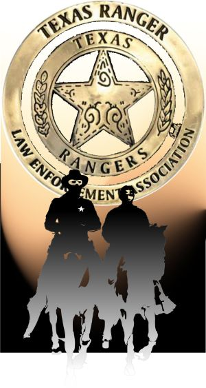 Texas Rangers badge 8